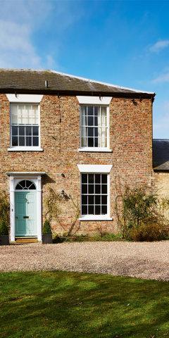 Listed Family House, Beverley