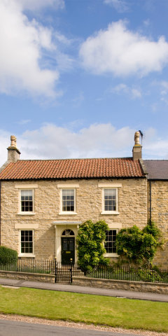 – Coxwold Private Residence