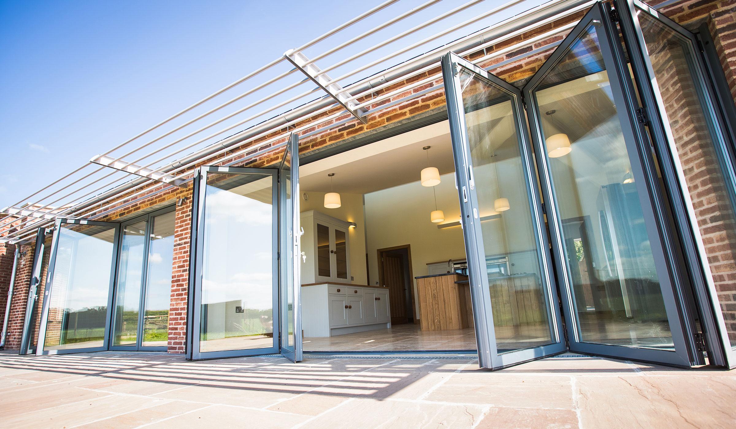 Birchwood Farmhouse - An innovative home embracing its landscape
