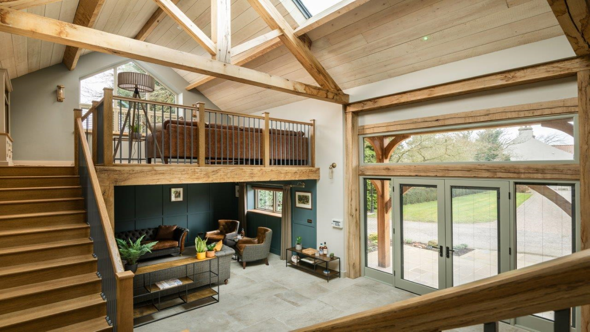 Dovecote Barns - five-star eco luxury holiday accommodation and function spaceion