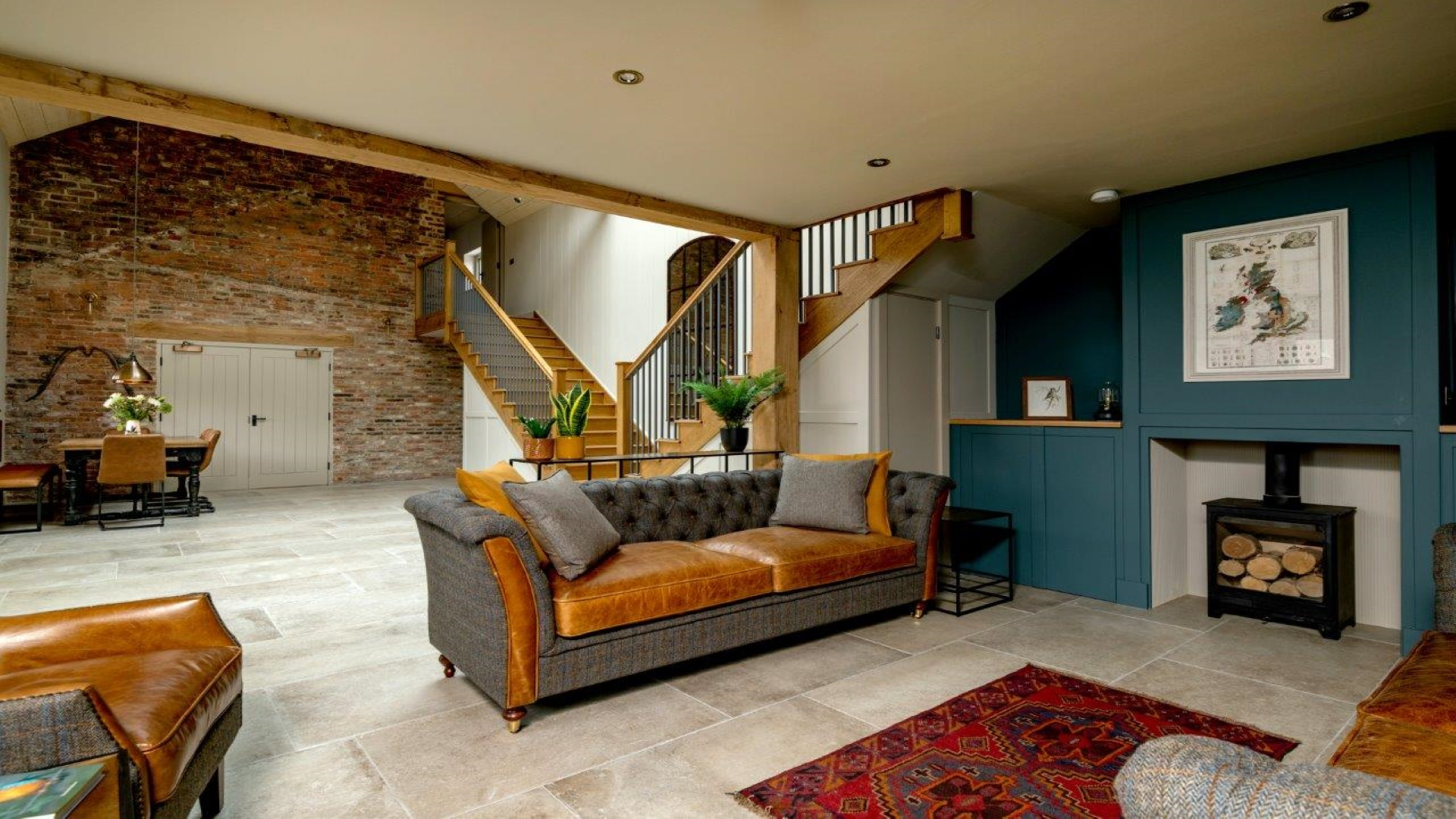 Dovecote Barns - five-star eco luxury holiday accommodation and function space